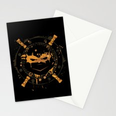 Michelangelo Turtle Stationery Cards