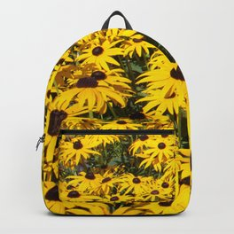 Black-eyed susan Backpack
