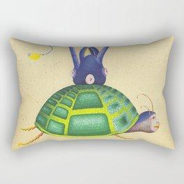 Seppiosauro Rectangular Pillow