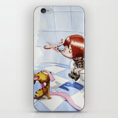 In the intimacy iPhone & iPod Skin