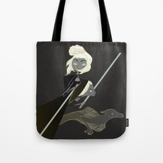 chevalier Tote Bag