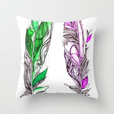 You and Me 2 Throw Pillow