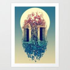 Within Art Print