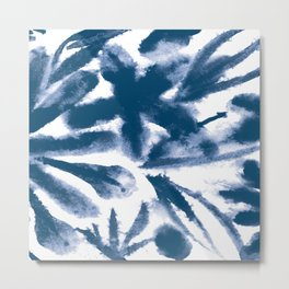 Water Wash Metal Print
