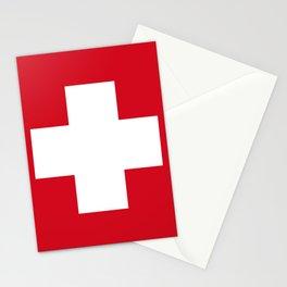 Ski Patrol Stationery Cards