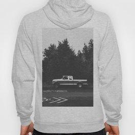 Pickup truck - Eugene - Oregon Hoody
