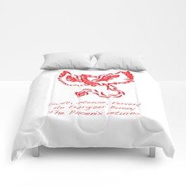 Phoenix Comforters