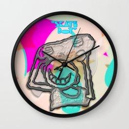 Skate Boy 12 Wall Clock