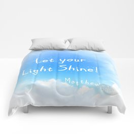 Let Your Light Shine! Comforters
