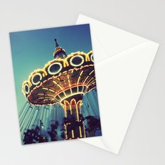 Blue Hour at the Carnival Stationery Cards