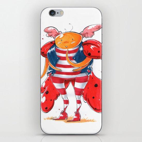 Little LadyBug iPhone & iPod Skin