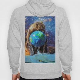 Give Planet Earth A Bear Hug! Hoody