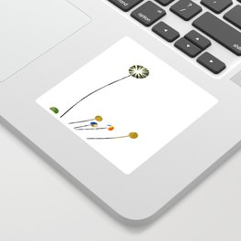 Style Blossoms Sticker