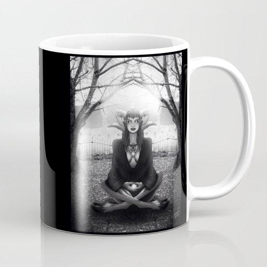 Meditate 2 Mug