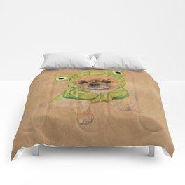 Littlle Greenie Comforters