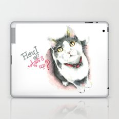 Hey! what's up? Laptop & iPad Skin