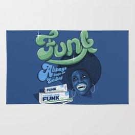 FUNK - ALWAYS KEEPS ME SMILING Rug