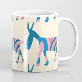Donkey Parade Coffee Mug