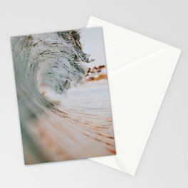 summer waves xiii Stationery Cards