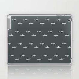 Sharks Pattern Laptop & iPad Skin