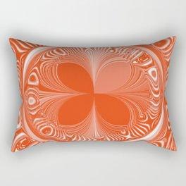 Terracotta Tile Rectangular Pillow