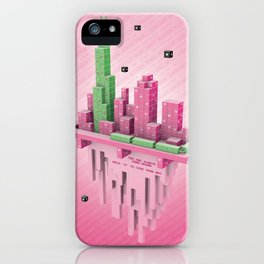 Starseed Chicago iPhone Case