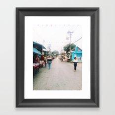 Pai Framed Art Print