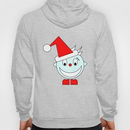 Funny Laughing Head Hoody