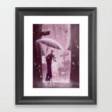 Season for Love Framed Art Print