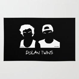 Dolan Twins Rug