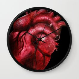 Why I aorta (II) Wall Clock