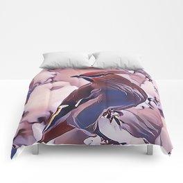 The Cedar Waxwing Comforters