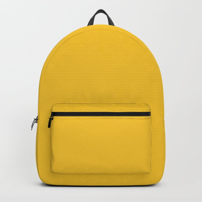 Canary Yellow - Solid Color Collection Backpack