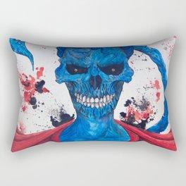 Nighcrawler Skull Rectangular Pillow