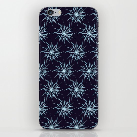Christmas Snowflakes iPhone & iPod Skin