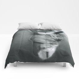 Horse Profile Comforters