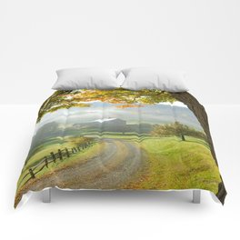 COUNTRY ROAD1 Comforters