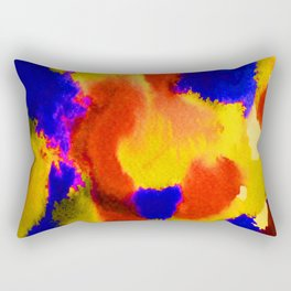 Quantum Question Rectangular Pillow