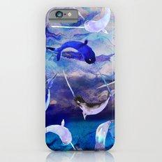 Ocean narwhal  Slim Case iPhone 6s