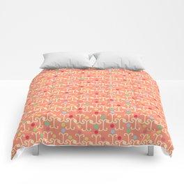 Lattice Pattern (Pastel) Comforters