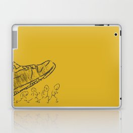 Giant shoe Laptop & iPad Skin