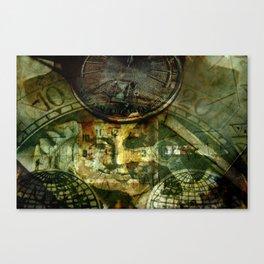 Gnomon  Canvas Print