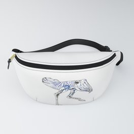 Cuttlefish Taking a Walk Fanny Pack