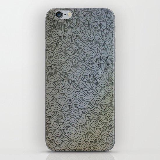 Sea of Lines iPhone & iPod Skin