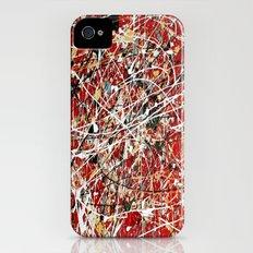 No. 8 iPhone (4, 4s) Slim Case