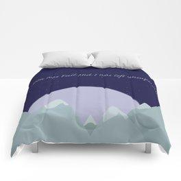 Unsupervised Comforters