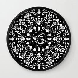 Ek Onkar / Ik Onkar Black and white #3Ek Onkar / Ik Onkar Black and white #3 Wall Clock