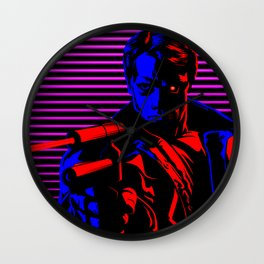 Disco Killer Wall Clock
