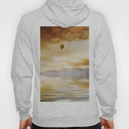 Hot Air Balloon Escape Hoody