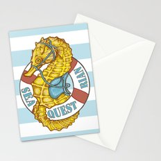 Seaquestrian Stationery Cards